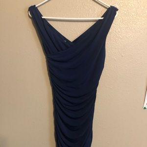 Dark Blue Express Dress
